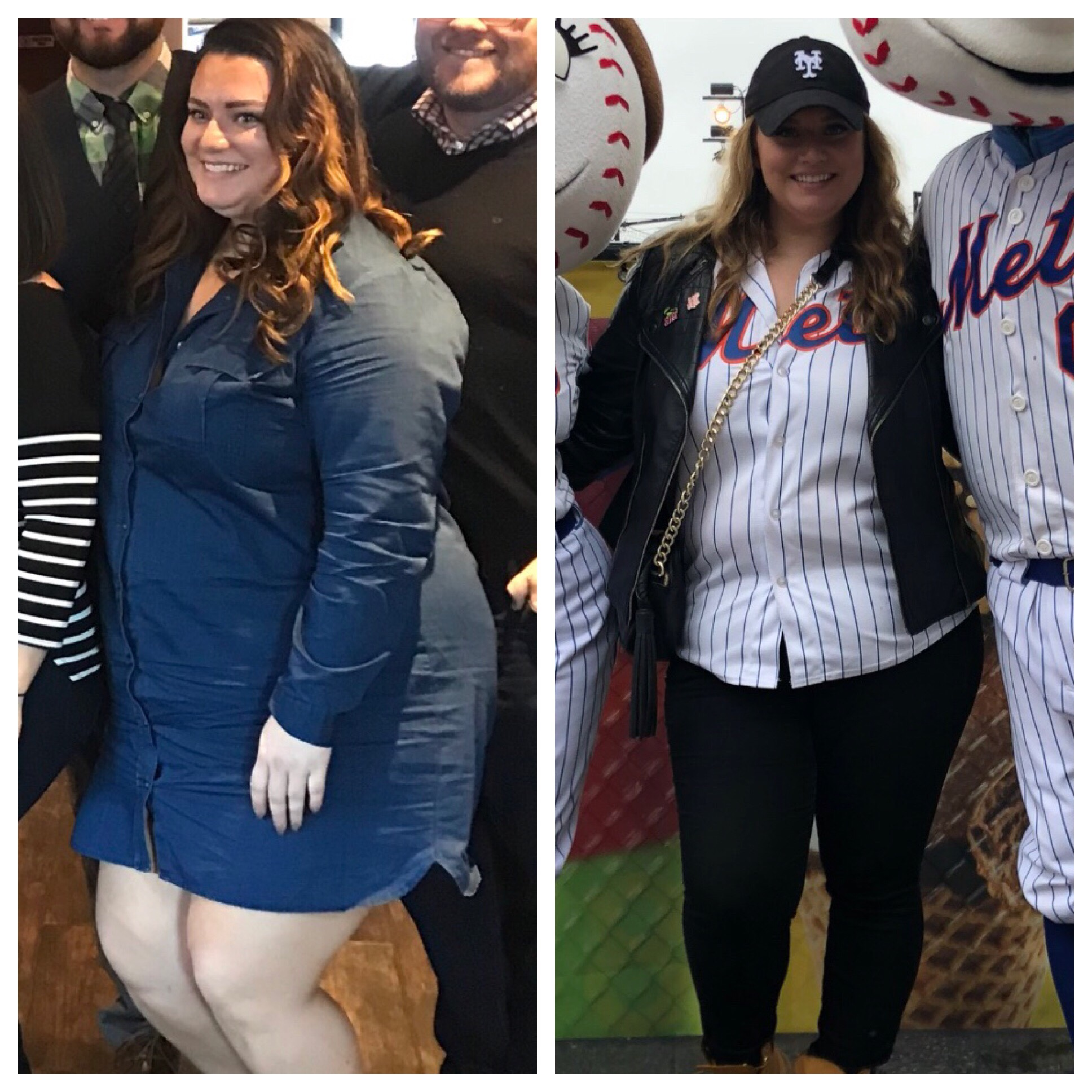 F-Factor Weight Loss - Melissa Before and After